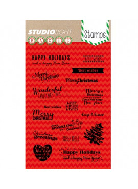 Clear Stamps - Basic Stamps 156