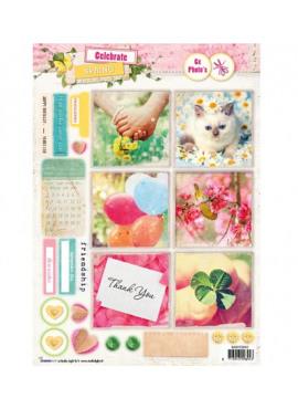 Celebrate Spring 6x photo's 561