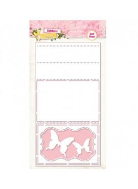 Celebrate Spring Card Shape 07