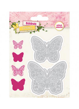 Celebrate Spring Cutting & Embossing 34