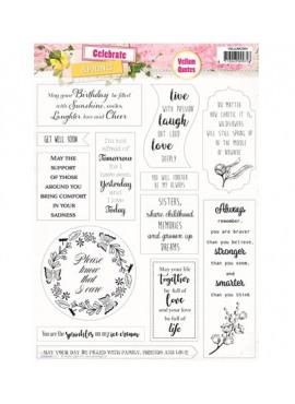 Celebrate Spring Vellum Quotes 04