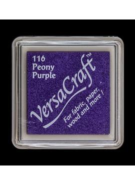 VersaCraft Small Inkpad-Peony Purple
