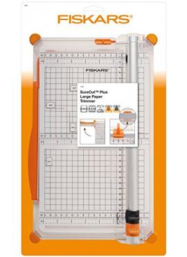 Fiskars - SureCut Plus - Large paper trimmer