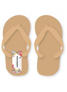 Mdf pair of flip flops
