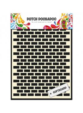 Dutch softboard bricks