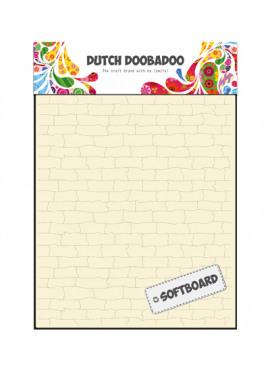 Dutch Softboard loose bricks