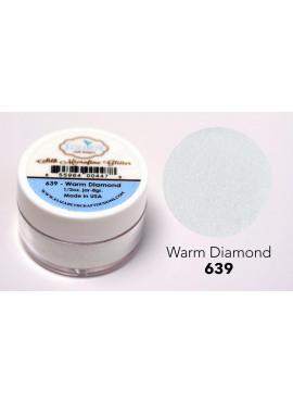 Silk microfine glitter Warm Diamond