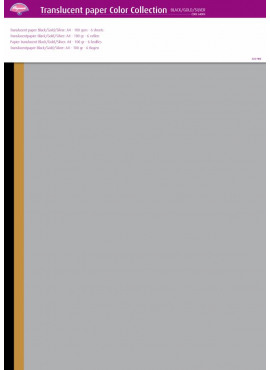 Translucent Paper Color Collection