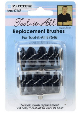 Tool it All Replacement Brushes
