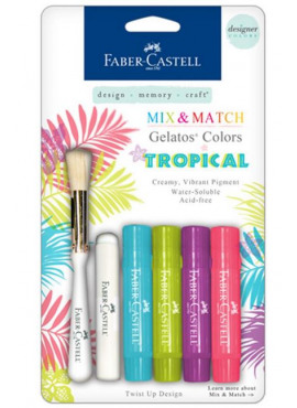 Mix & Match Gelatos Tropical 6pc