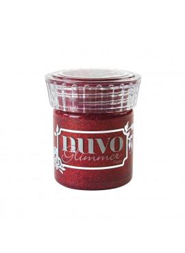 Glimmer paste - Garnet red