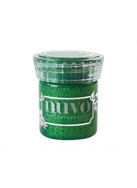 Glimmer paste - Emerald green