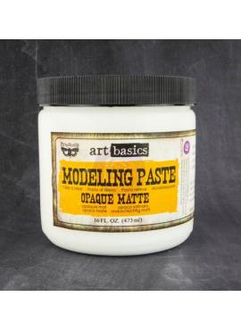 Modeling paste opaque matte