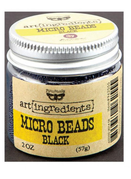 Prima Micro beads - Black