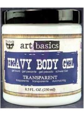 Heavy body gel
