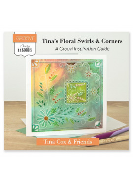 Clarity II books: Tina's Floral Swirls & Corners