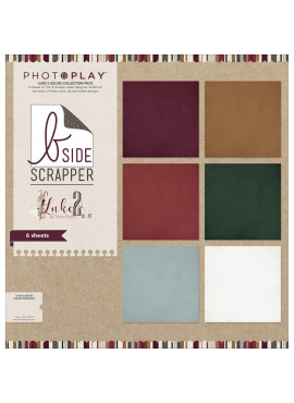 Luke 2 Solids collection pack
