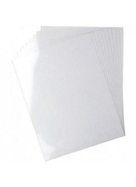 Clear Cardstock