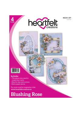 Card Kit - Blushing Rose