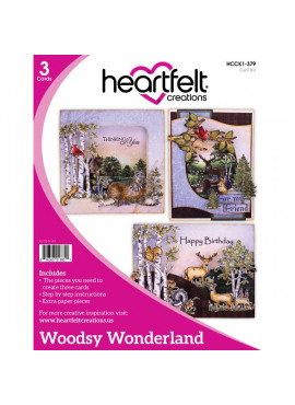 Card Kit - Woodsy Wonderland
