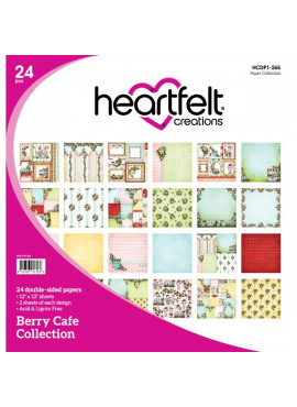 Paper Collection - Berry Cafe