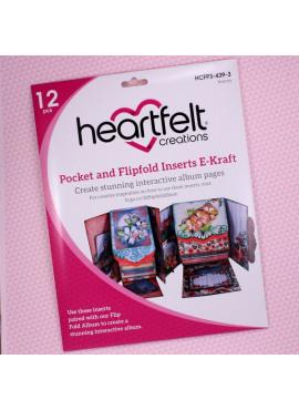 Pocket and Flipfold Inserts E-Kraft