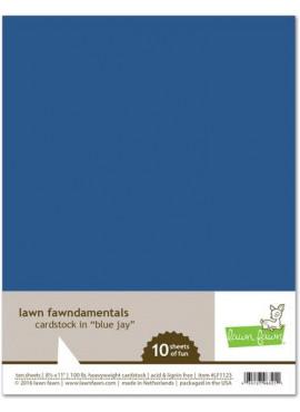 Cardstock in Blue Jay