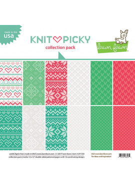 Knit picky collection pack