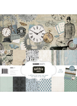 Barber shoppe collection kit