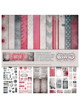 7 Dots Studio - Homegrown - Collection Kit