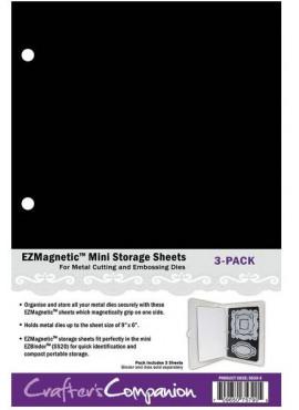 EZ Magnetic mini storage sheets