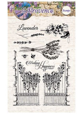 Clear Stamps - La Provence 112