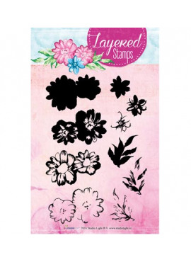 Clear Stamps - Layered Stamps 01
