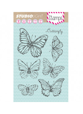 Clear Stamps - Basic Stamps 135