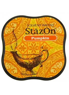 StazOn Pumpkin Midi Solvent Ink Pad