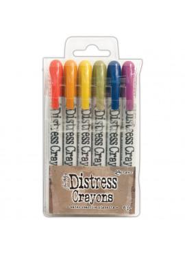 Distress Crayons set#2