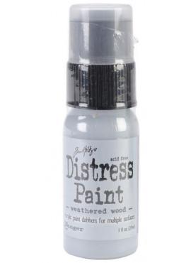 Distress Paint Weathered wood