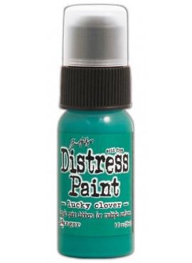 Distress Paint Lucky clover