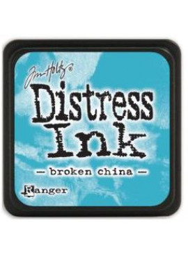 Mini Distress Ink Pad Broken China