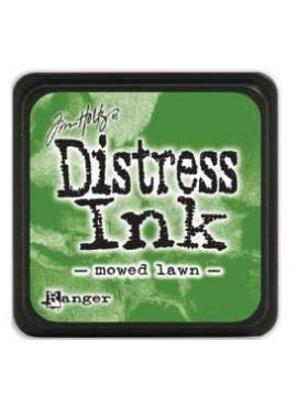Mini Distress Ink Pad Mowed Lawn