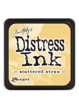 Mini Distress Ink Pad Scattered Straw