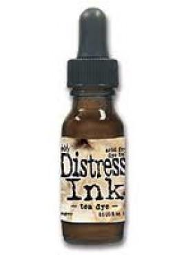 Distress Re-inker Tea Dye