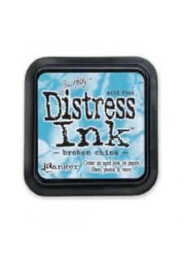Distress Ink Pad Broken China