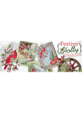 Festive Holly collection