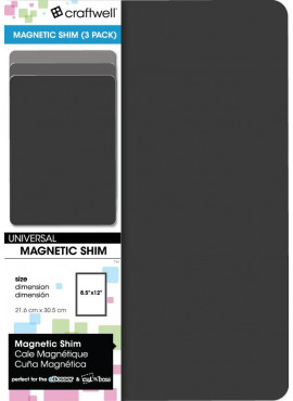 Universal Magnetic Shim 3 Pack