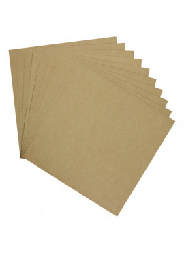 Paper Pack of 10 - Kraft
