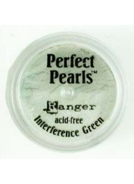perfect pearls interference green