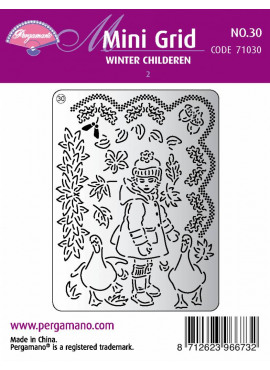 Mini Grid winter Children 2