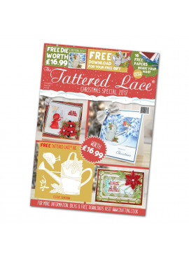 Tattered lace Christmas special 2017