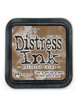 Distress Ink Pad Gathered Twigs
